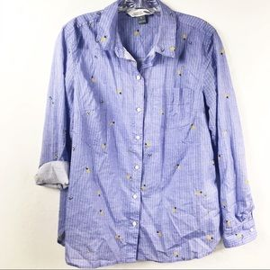 """Old Navy """"The Classic Shirt"""" Button Down"""